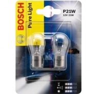 P21W Авто Лампа 12 V 21W PURE LIGHT BOSCH